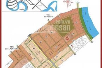 Nhượng gấp nền đất KDC Khang Điền Intresco, Dương Đình Hội, Q9, SHR, chỉ 2,6 tỷ/nền, LH 090413130