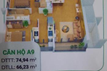 Bán căn hộ cao cấp dự án Eco-Green quận 7 giá tốt