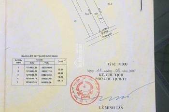 Cần tiền bán gấp lô đất - Phạm Văn Cội, Củ Chi