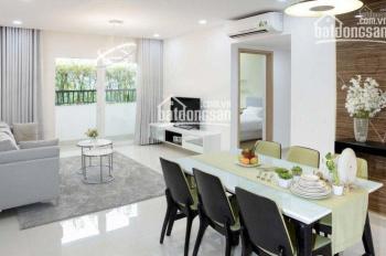 Cho thuê căn 2PN, (65m2) 8tr/th, CC 1050 Chu Văn An, Bình Thạnh, LH: 0909.630.793