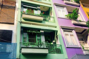 Quận 1 sang tòa nhà 1 trệt, 3 lầu gồm 7 CHDV full nội thất ở Cô Giang, nhà đẹp xem thích ngay