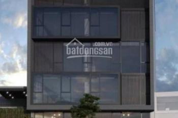 Cho thuê tòa nhà mặt phố Võ Chí Công, Tây Hồ. DT 400m2, 6 tầng nổi, 1 hầm, MT 10m, giá 300 tr/th