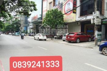 Bán nhà mặt phố Vọng 50m2 7 tầng mt 5m kd tốt 12.9 tỷ