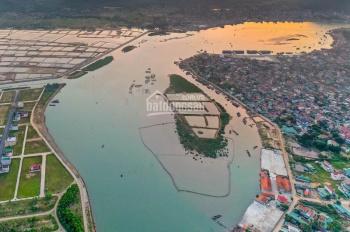 Đất nền ven sông thị xã Hoàng Mai, Nghệ An