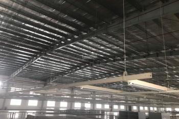 Cho thuê nhà xưởng 6397m2 khu công nghiệp Bình Dương