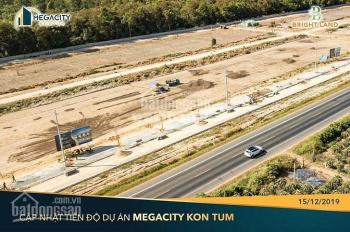 450tr/170m2 mở bán đất nền dự án TP Kon Tum - đã có sổ đỏ - trả góp 10 năm