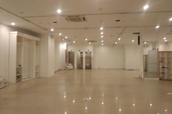 Cho thuê 540m2 văn phòng tầng 2 tòa nhà số 365 Cầu Giấy giá 222.610đ/m2/tháng
