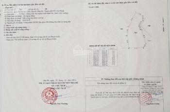Bán đất Phạm Hữu Lầu - Phước Kiển - Nhà Bè, DT: 2170m2 - giá: 15 tỷ. LH: 0917 817 888