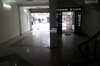 Cho thuê nhà chính chủ đường Nguyễn Văn Trỗi ngang 8m 1T3L ngay công viên Hoàng Văn Thụ 39tr