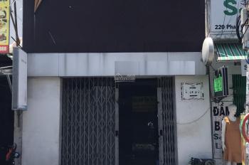 Nhà MT kinh doanh vip Phan Văn Trị: 4 x 20m trệt lầu 3 phòng 2WC. 20 triệu/tháng