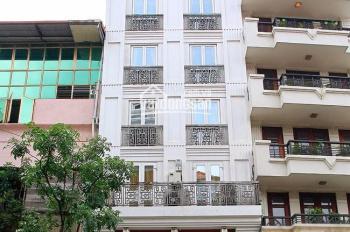 Cho thuê nhà MT Tô Hiến Thành Quận 10, DT: 5x28m, 7 lầu, thang máy. Giá: 140 triệu, nhà mới