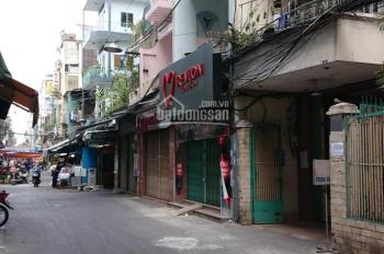 Chính chủ gởi bán nhà 2 MT hẻm đường Cao Thắng, Quận 3, DT 163m2 đất