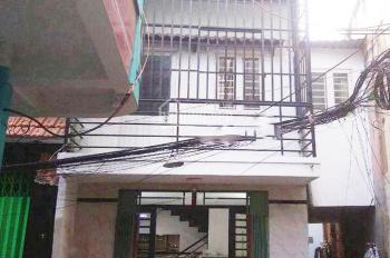 Cho thuê nhà gần BV Nhiệt Đới, Võ Văn Kiệt, P5, Q5, 2 lầu (3PN - 3WC). Giá: 9tr/th