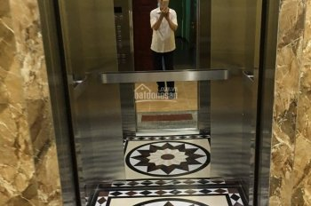 Bán nhà Nghĩa Đô Hoàng Quốc Việt, DT 55m2x6T thang máy, ngõ thông rộng, vị trí đẹp. Giá 12.5 tỷ.