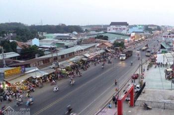 Đất thành phố mới Bình Dương mặt tiền đường 54m, đối diện chợ đang hoạt động giá chỉ 1 tỷ 2, 100m2
