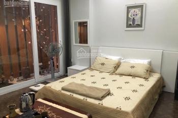 Cho thuê nhà riêng tại ngõ 118 Đào Tấn, DT 38m2x5T, nhà mới, đủ đồ, để ở giá cho thuê 15tr/tháng