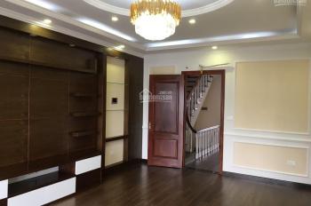 Bán nhà 50m2 x6T thang máy  xây mới đẹp long lanh Ngọc Hà Đội Cấn Ba Đình giá 6,3 tỷ