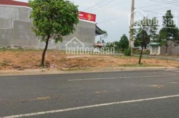 Cần vốn làm ăn nên bán gấp lô đất 2MT 575m2, ngay trung tâm gần chợ, trường cấp 123, buôn bán tốt