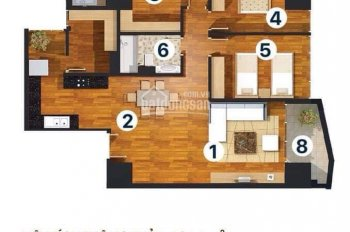Chính chủ cần tiền cắt lỗ căn 02 tòa B có đồ, bc Đông Nam thoáng mát cạnh Hồ giá Siêu tốt.