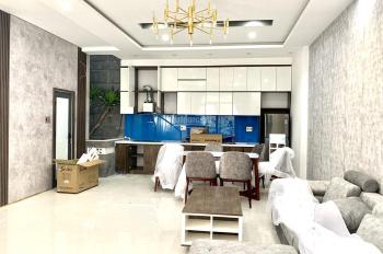 Bán nhà đẹp 3 tầng kiệt ô tô đường Trần Cao Vân thông Nguyễn Tất Thành, quận Thanh Khê