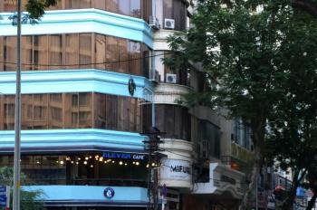Nhà bán 2 mặt tiền đường lớn Lê Thị Hồng Gấm - Yersin Quận 1 HĐ: 250tr/tháng. Giá: 105 tỷ