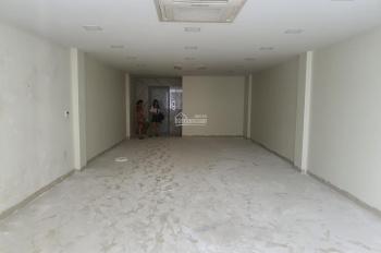 Cho thuê nhà mới 100% thông sàn thang máy, ĐH, 6 tầng nổi + 1 hầm, DT 85m2 Trung Kính. Giá 60tr/th