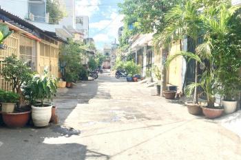 Bán nhà 3 lầu đường nội bộ 8m Hưng Phú, P. 9, quận 8
