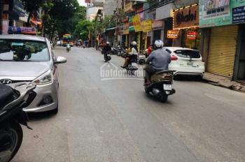 Gia đình về sài gòn cần bán nhà phố Minh Khai phố Minh Khai gara ô tô, KD 84m2 5T, 7.8tỷ SĐCC