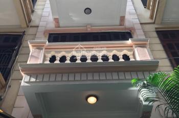 Bán gấp nhà đường Phan Huy Ích, P15, Q. Tân Bình, 4.07x21m, 4 tầng, giá 7.9 tỷ TL. LH 0932603567