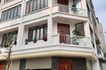 Cho thuê nhà phố Cầu Bươu, ở + kinh doanh, 5 tầng* 50m2, ô tô vào nhà 7.5 tr/th. LH0986928906
