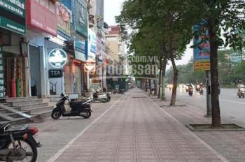 Chính chủ bán nhà mặt phố Ngô Xuân Quảng DT 98.3m2 5 tầng MT 8m thu nhập 100tr/th. LH 0386279655