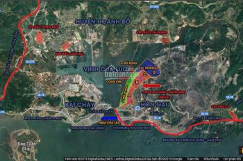 Bảng hàng đất nền Hà Khánh B mở rộng đón sóng cầu Cửa Lục 3. LH em Việt 0868878818