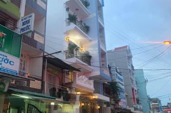 Bán nhà đẹp góc 2 mặt tiền HXH đường Cách Mạng Tháng 8, P. 7, Tân Bình (6.5x24m), 5 tầng, 18 tỷ