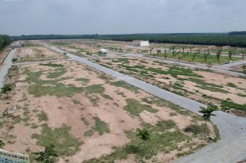 Bán đất nền giá rẻ gần vòng xây chợ Bến Cát