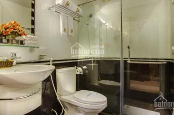 Cho thuê nhà mặt phố Trần Quốc Toản, Hoàn Kiếm: Diện tích 100m2 x 7T, MT 6.5m, vị trí đẹp, nhà mới