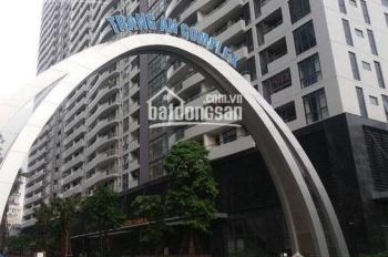 Cho thuê mặt bằng 500m2 tại tầng 1 Tràng An Complex, số 1 Phùng Chí Kiên, Cầu Giấy, HN