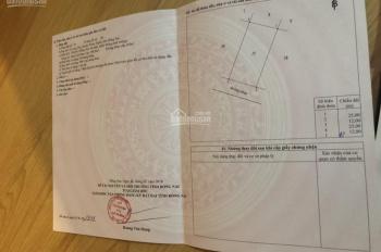 Bán biệt thự góc dự án HUD, Nhơn Trạch, Đồng Nai, diện tích 256m2, giá bán 7tr/m2, LH 0967567807