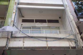 Cho thuê nhà nguyên căn mặt tiền đường Cao Thắng, quận 10, diện tích 4.5x20m, 1 trệt 3 lầu
