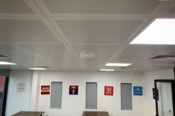 Cho thuê văn phòng - thương mại mặt tiền đường Cầu Giấy. Tầng 2, DT 529m2, giá chỉ 222.610 đ/m²/th