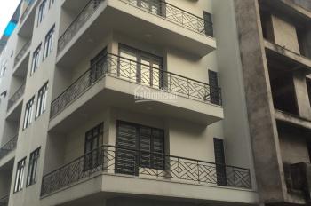 Cho thuê nhà 100m2x6T thang máy làm VP, đào tạo giá 30tr mặt phố Mai Dịch - Phạm Thận Duật