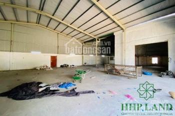 Cho thuê nhà xưởng hơn 1200m2 đường xe tải 8 tấn thuộc phường Hố Nai, Biên Hoà, 0949268682
