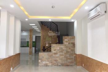 Cần cho thuê nhà đường Quang Trung, P10, Quận Gò Vấp, DT: 4 x 12m, 2 lầu, giá 12 triệu/tháng
