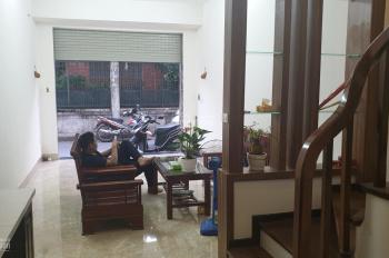 Bán nhà xây mới An Dương Vương, Phú Thượng, 38m2 x 5T, ô tô vào tận nhà, giá 3.75 tỷ