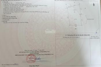 Cần bán lô đất để làm nhà vườn 7631m2 tại Long Thành, xã An Phước, chính chủ 1.3tr/m2, 0908.878.179