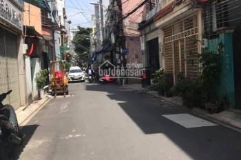 Bán nhà hẻm nhựa 6m thông đường Gò Dầu, P. Tân Quý, 4 x 10, nhà 1 lửng, 1 lầu. Giá 4.9 tỷ