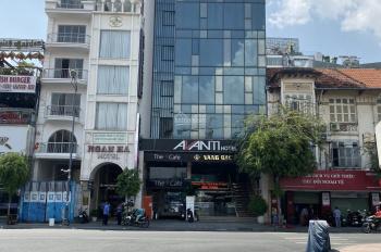Bán gấp tòa nhà đường Cao Thắng, P3, Quận 3. DT 8.9x22m, 8 tầng, TN 3 tỷ/năm, giá chỉ 46.5 tỷ (TL)