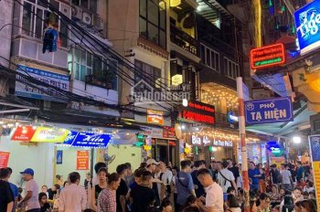 Mặt phố Lương Ngọc Quyến/Tạ Hiện, DT 39m2 x5 tầng, mặt tiền 4m, vị trí vẫn kinh doanh tốt sau dịch