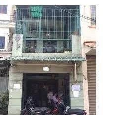 Về quê bán 73m2 nhà cũ Chu Văn An Bình Thạnh kế chợ Cây Điệp chỉ TT 890tr sổ riêng - LH 0762831017