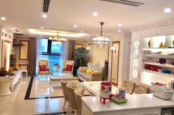 Cho thuê căn hộ D'. Le Pont D'or, Tân Hoàng Minh - 36 Hoàng Cầu | 3PN - 100m2 | Tân cổ điển - 28 tr