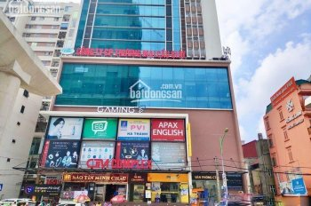 Cần cho thuê diện tích văn phòng tòa nhà hạng B, CTM Building từ 116m2 - 414m2. Hotline 0974970035